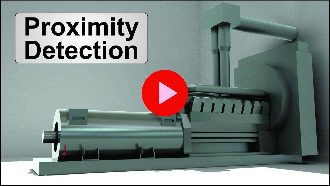 Proximity Detection Example Video